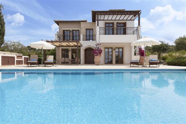 Villa Ilene, Aphrodite Hills, Cyprus