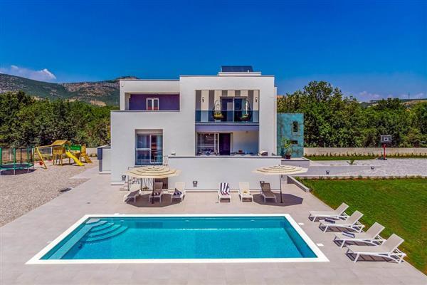 Villa Ilex in Općina Dugopolje