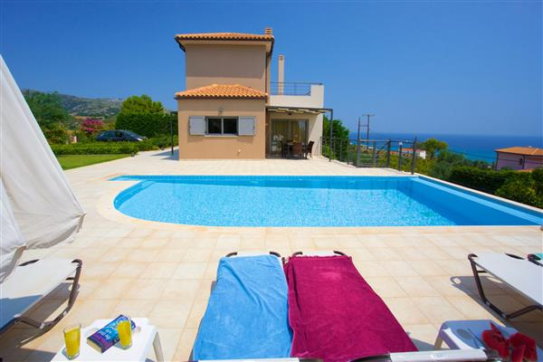 Villa Ilias in Ionian Islands