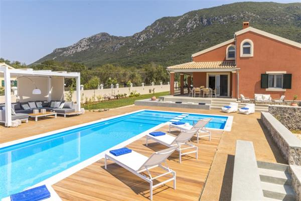 Villa Illios in Ionian Islands