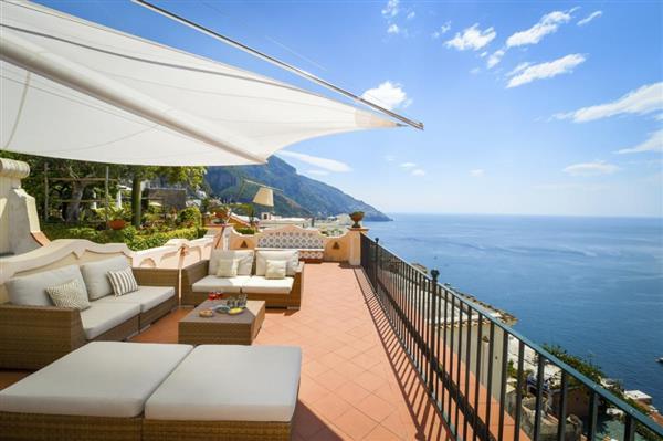 Villa Impiana in Provincia di Salerno