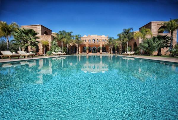 Villa Inaya in Marrakech, Morocco - Marrakesh