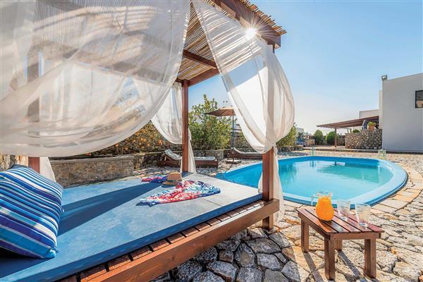 Villa Indigo Blue in Rhodes