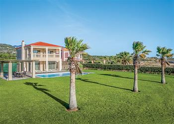 Villa Infinity Blue in Kefalonia