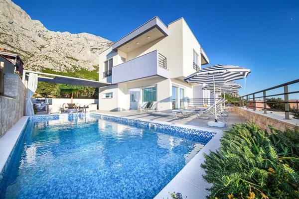 Villa Inga in Općina Makarska