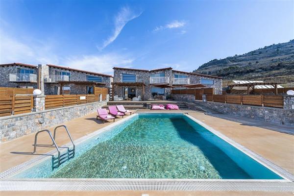 Villa Ingot in Southern Aegean