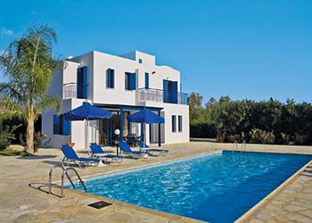 Villa Ino in Cyprus