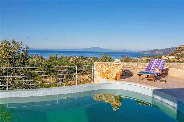 Villa Ino in Greece