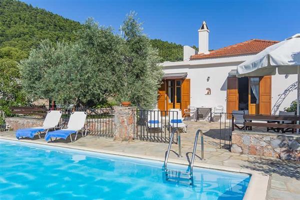 Villa Ioanna in Skopelos