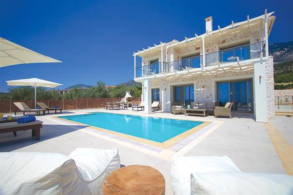 Villa Ion in Kefalonia