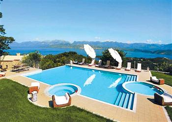Villa Ionian Islands View in Corfu