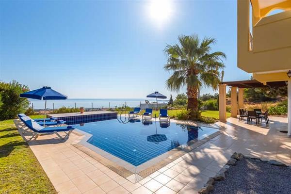 Villa Irene in Kalathos, Rhodes