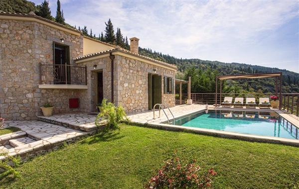Villa Irida in Ionian Islands