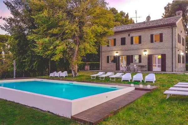 Villa Iris in Italy