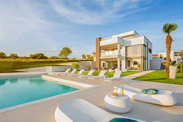 Villa Iris in Croatia