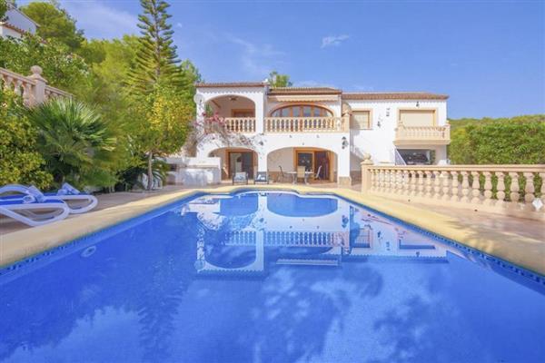 Villa Isadora in Alicante