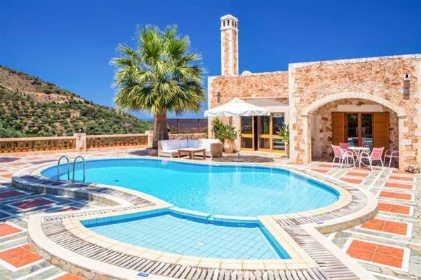 Villa Isidora in Crete