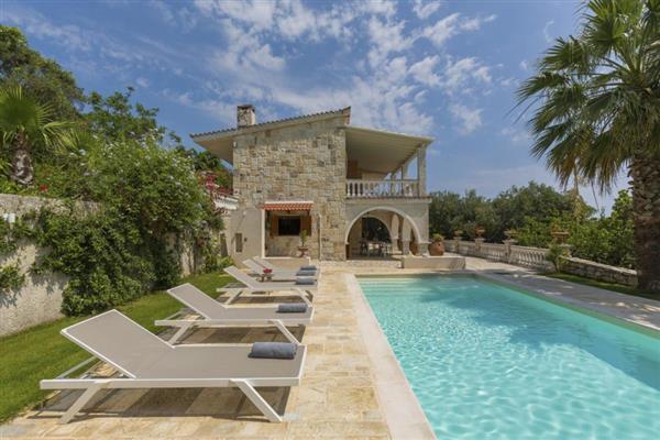 Villa Jacaranda Lilac in Ionian Islands