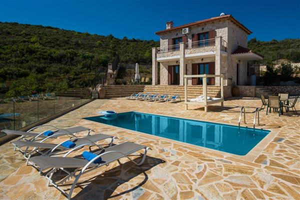Villa Jacob in Ionian Islands