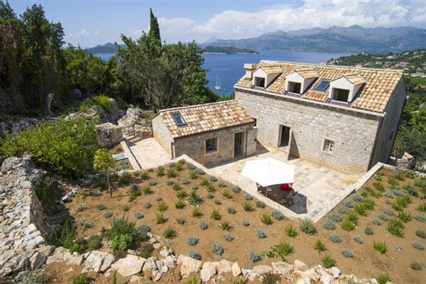 Villa Jahta in Općina Dubrovnik