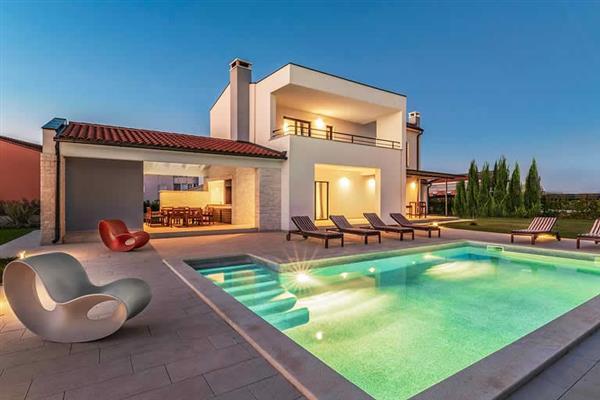 Villa Jan in Croatia