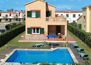 Villa Jardin del Mar I in Menorca