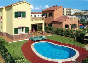 Villa Jardin del Mar II in Menorca