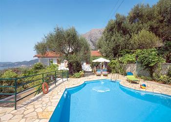 Villa Jasmin in Corfu