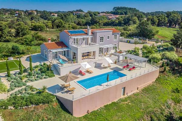 Villa Jasmin in Croatia