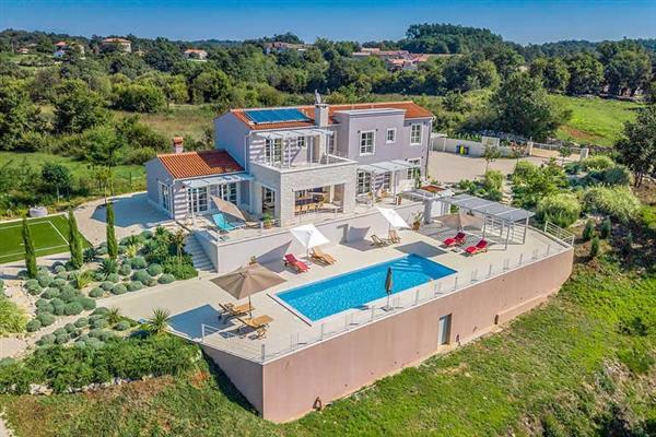 Villa Jasmin in Croatia