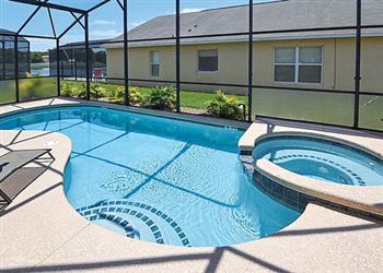 Villa Jasmine Executive, Seasons, Orlando - Florida With Swimming Pool