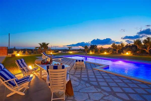 Villa Jasper House in Sicily