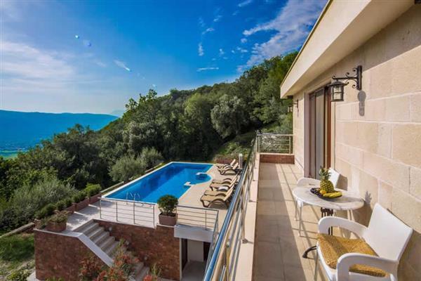 Villa Jaz Beach View, Svinjiste