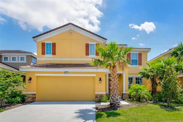 Villa Jefferson in Florida