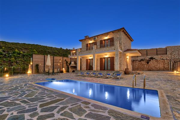 Villa Jimmy in Ionian Islands