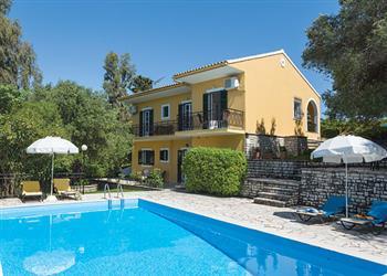 Villa Joanna in Corfu
