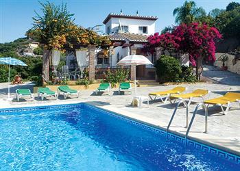 Villa Jomada in Spain