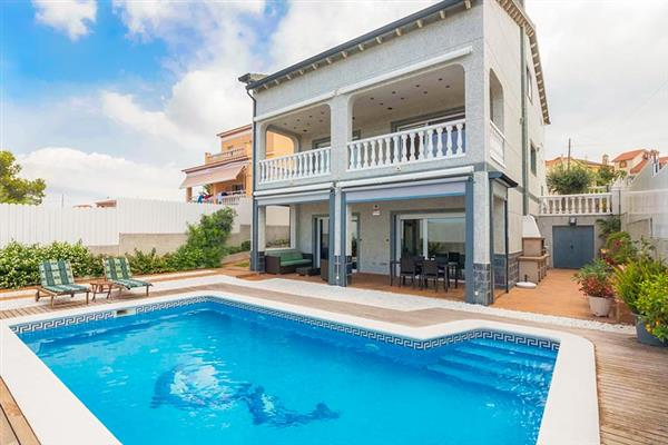 Villa Jose Manuel Vendrell in Spain