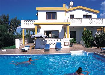 Villa Joulia in Cyprus