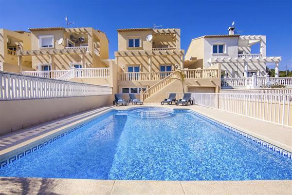 Villa Juan in Alicante