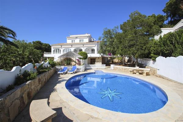 Villa Juanita in Alicante