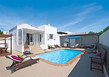 Villa Juanita in Lanzarote