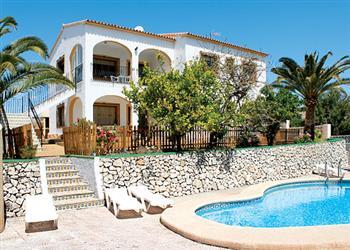 Villa Juanjo in Spain