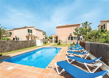 Villa Judit in Menorca