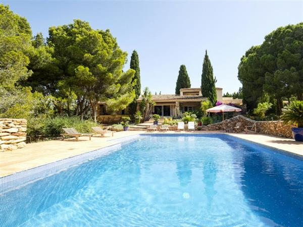 Villa June in Alicante