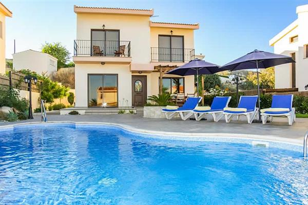 Villa Jupiter in Cyprus