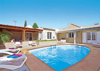 Villa Jusapa in Lanzarote