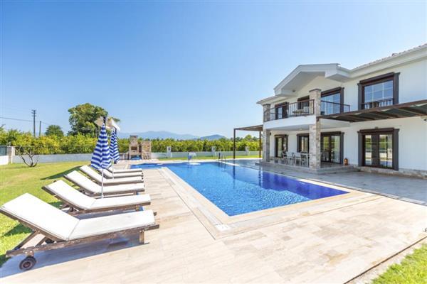 Villa Kadife, Turkey