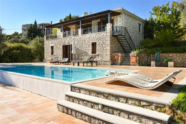 Villa Kallisto in Ionian Islands