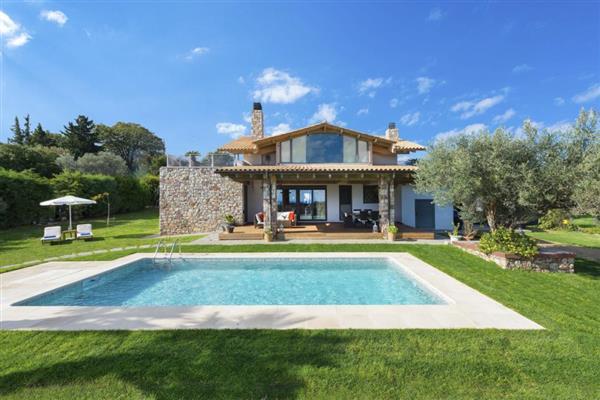 Villa Kallithea in Southern Aegean